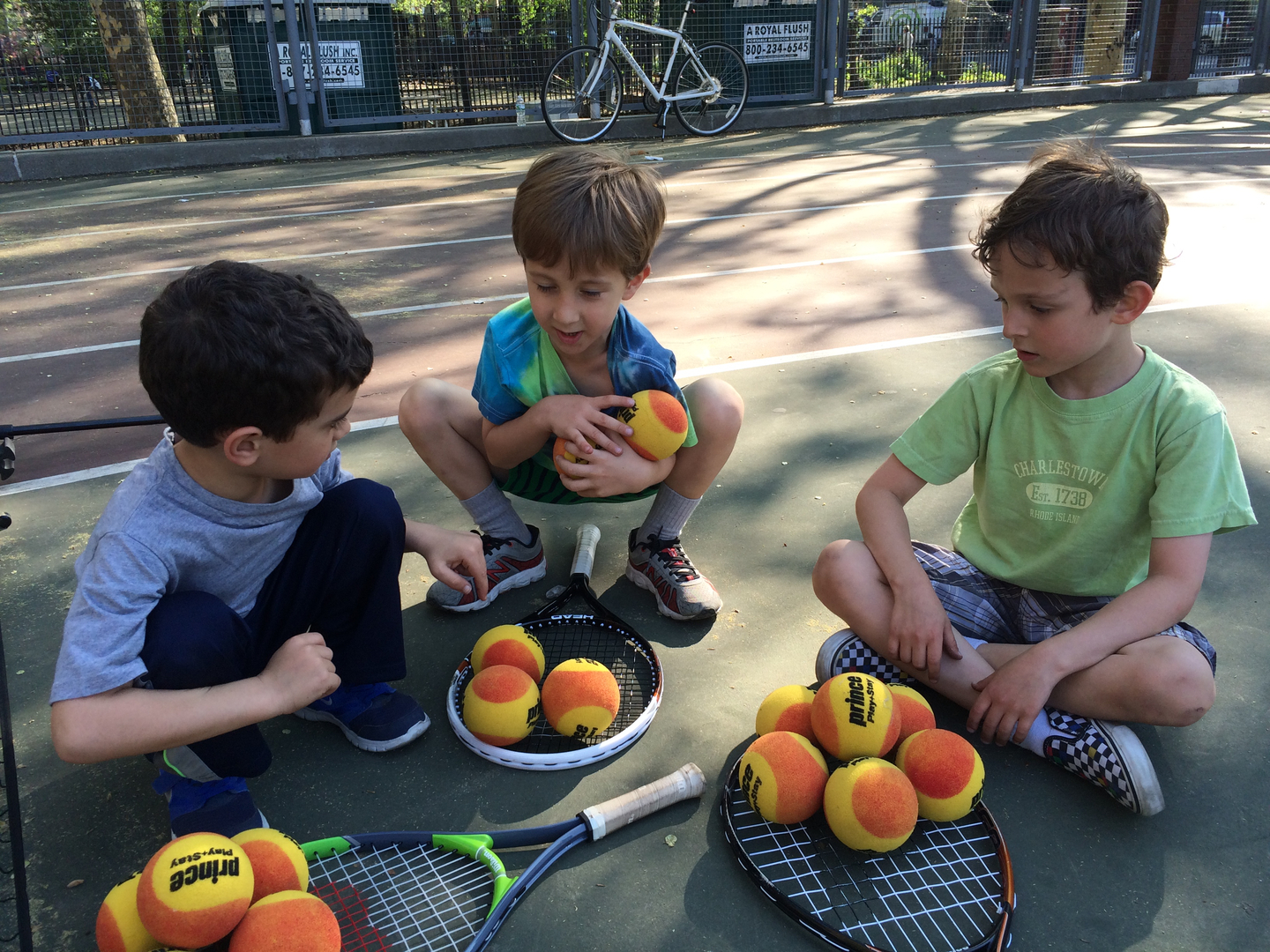Junior Tennis Programs Near Me